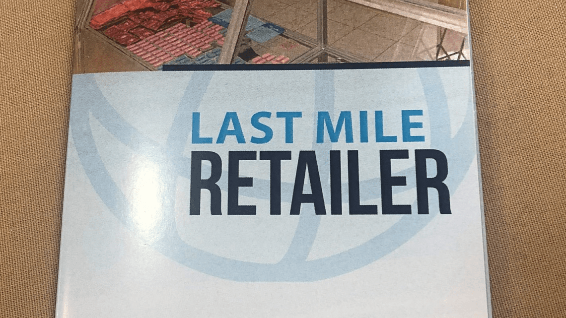 "The IFC introduces the ""Last Mile Retailer"":  A complete solution to professionalize agro-input retailers in emerging markets"