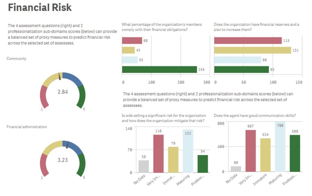 Qlik Risk Financial