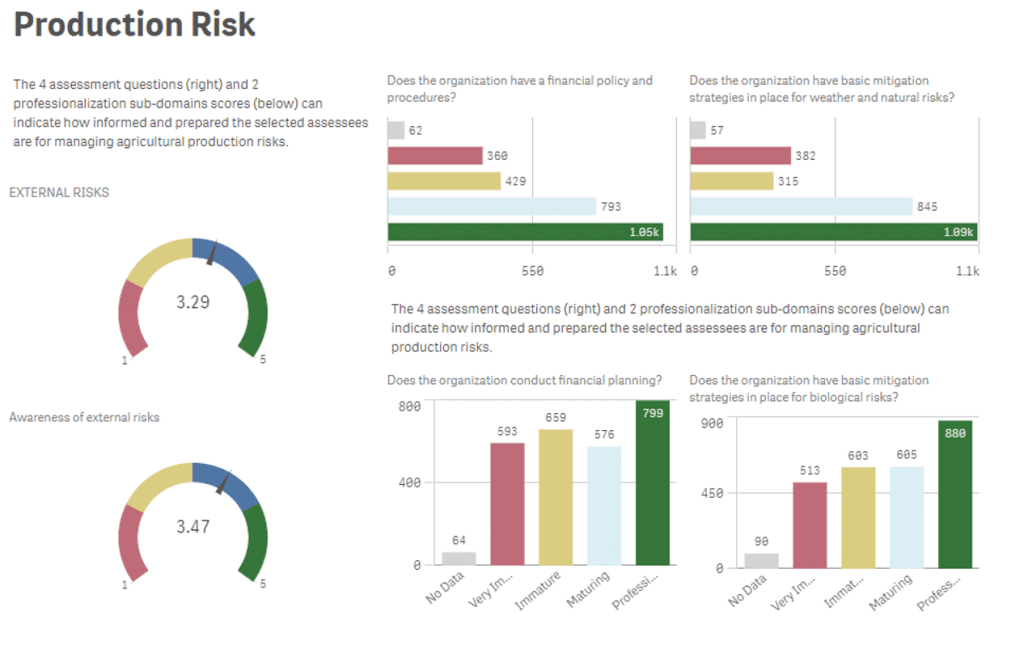 Qlik Risk Production