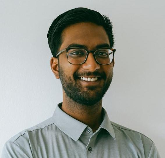Headshot Amit Chandna