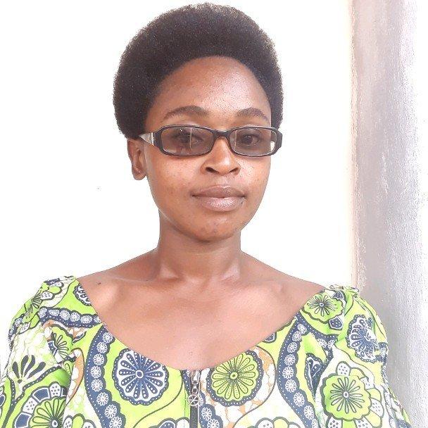 A picture of Ariane Merci Isimbi.