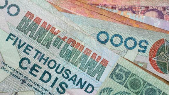 Ghanian Money